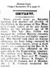 Parish - Elizabeth - Obituary
