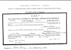 Marriage Certificate - Griffiths - James and McGilvray - Sarah
