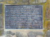 Bagnall - George and Martha - Memorial Plaque