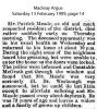 Meade - Patrick - Obituary