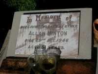Hinton - Allan