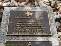Dudgeon - David Murray