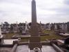 Murray family grave at Sandgate.