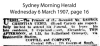 Uebel - George Christian - Funeral Notice