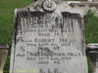 Mills - Esther, Robert and Charles Arthur
