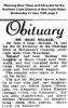 McLeod - Isaac - Obituary