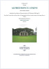 Atkins - Alfred Royce - Memorial Certificate