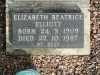 Elliott - Elizabeth Beatrice