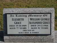Grace - Elizabeth and William George Alexander