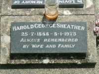 Sheather - Harold George