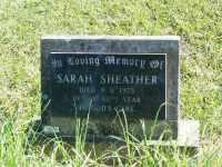 Sheather - Sarah