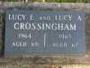 Crossingham - Lucy E and Lucy A