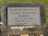 Hughes - Clara Adelaide