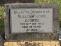 Hughes - William John