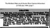 Ledsam - Florence John - Death Notice