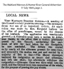 Ledsam - Margaret - Appointed poundkeeper