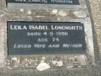 Longworth - Leila Isabel