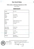 Marriage Certificate - Ledsam - John and Cusack - Margaret