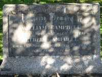 Campbell - William and Ethel