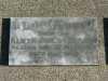 Edwards - Alwyn James - Memorial plaque