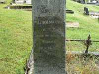 Pankhurst - William Manning