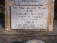 Hayward - Ann and John