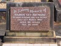 Hayward - Harris Guy