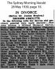 Gorton - Noel and Mildred - Decree Absolute