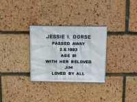 Dorse - Jessie I
