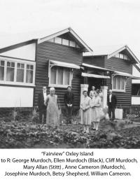 "Murdoch-George - ""Fairview"" - Oxley Island"