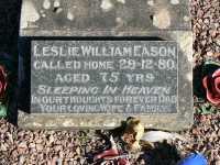 Eason - Leslie William