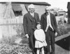 Gregory-Frank, William Wilson and Glenis Gregory