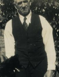 Manion - Thomas Albert (taken in 1939)