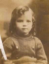 Manion - Hugh Hamilton aged 4