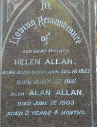 Allan - Helen and Alan