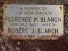 Blanch - Robert and Florence