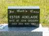 Gregory - Ester Adelaide