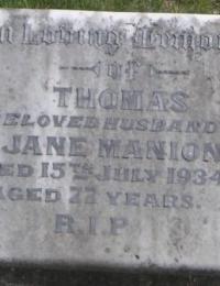 Manion - Thomas
