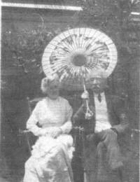 Vial-Patrick and Sarah Lydia (Gregory)