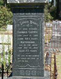 Godwin - Thomas and Nathanian