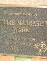 Wade - Nellie Margaret