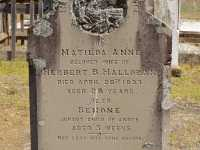 Halloran - Matilda Anne and Benone