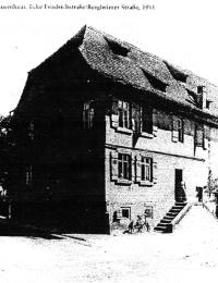 Zucker residence in Lahr, Germany.