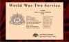 Christie - William Amos - Service Record