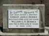 Dennes - Ernest James and William G R