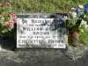 Brown - William Angus and Christina