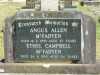 McFadyen - Angus Allen and Ethel Campbell