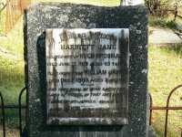 McDonald - Hugh and Harriet Jane and William James