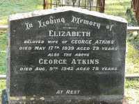 Atkins - George and Elizabeth