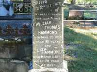 Hammond - William Thomas and Eliza